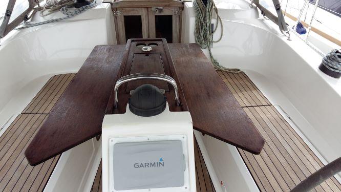 sail the ionian bavaria sea hope08