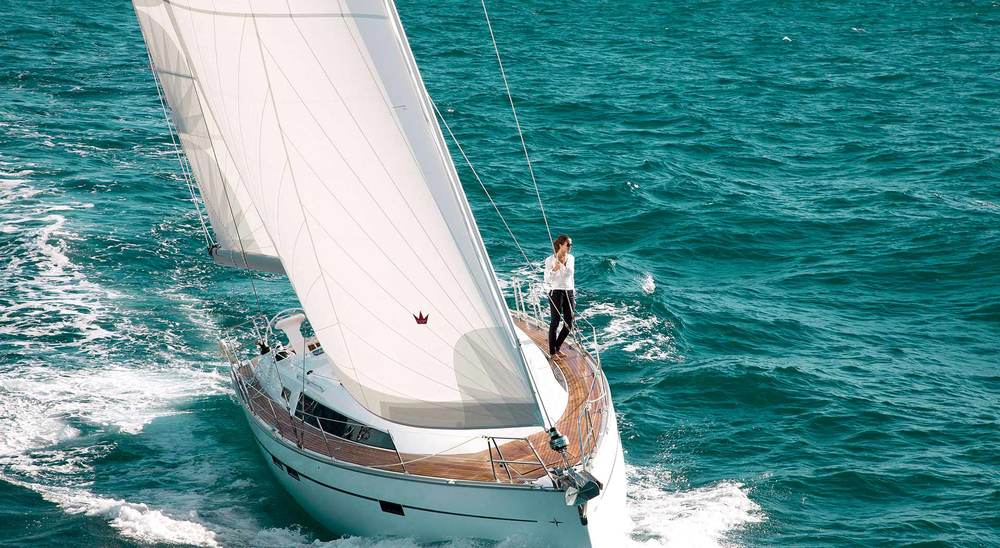 sail the ionian sea corfu yacht sailing sea hope