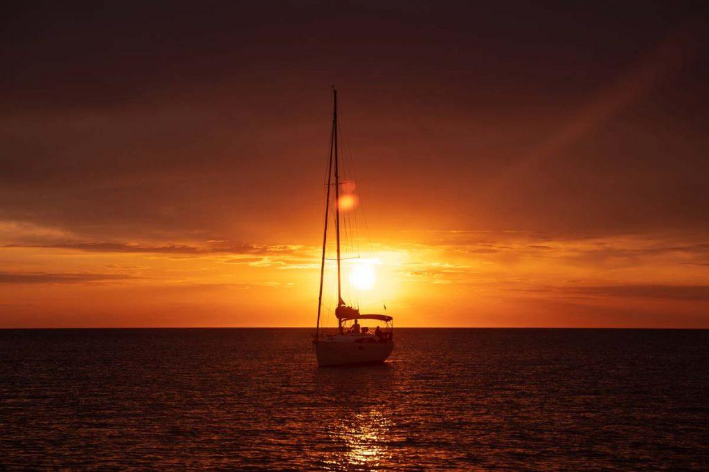 late checkin sail the ionian sea