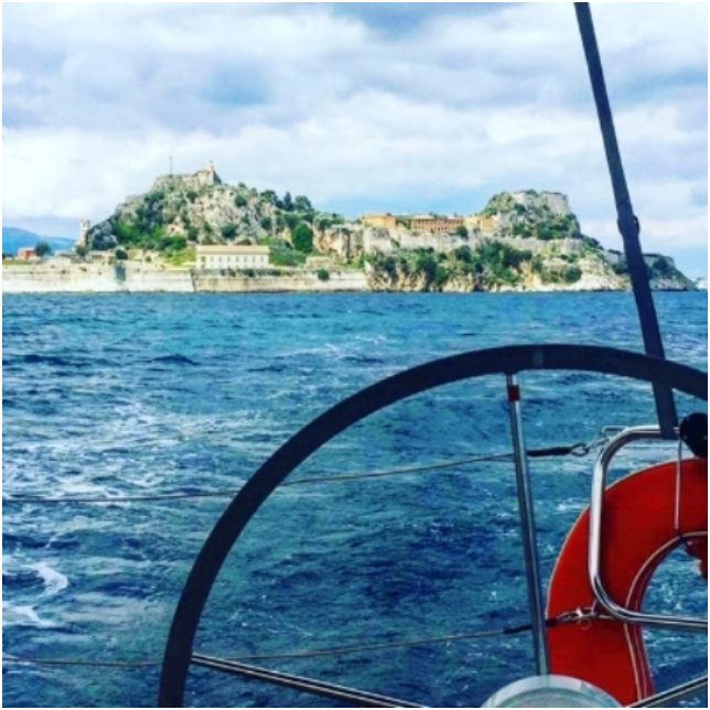 A Guide for sailing in corfu 2