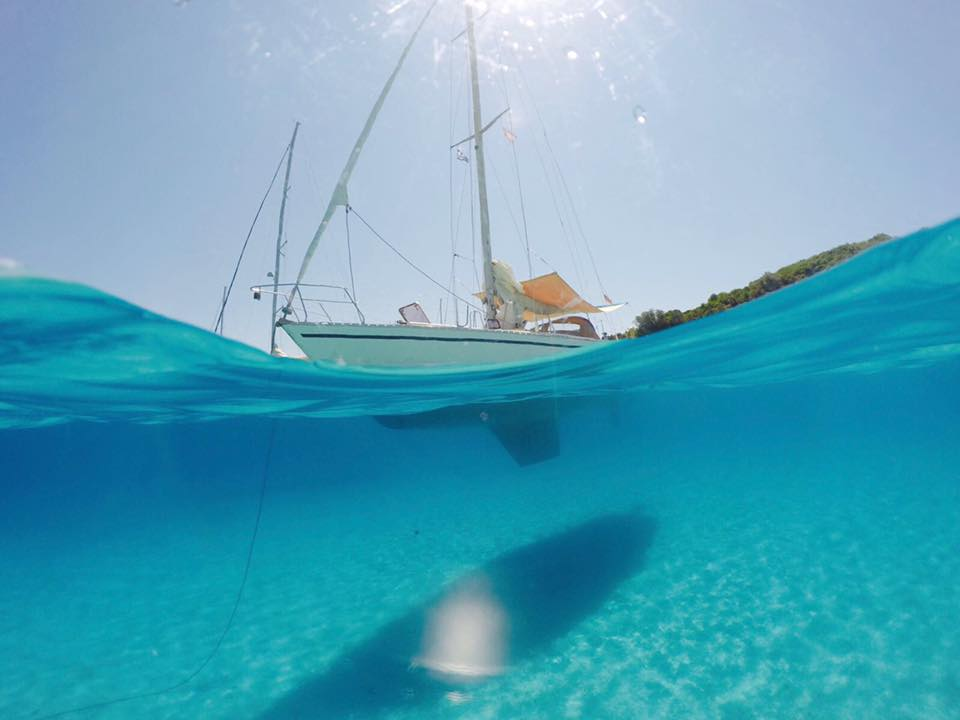 A Guide for sailing in the Ionian Islands fotos 1